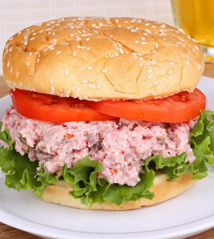Ham-Salad